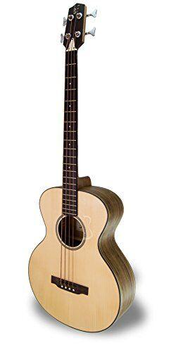 APC 603 Bass Guitar Brand New - Mahogany,Ovangkol,African Blackwood,Solid Spruce