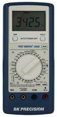 Bk 388b 4000 Count True Rms Test Bench Dmm