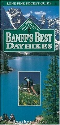 Banff's Best Dayhikes (Lone Pine Pocket Guides) - New Book Elton,