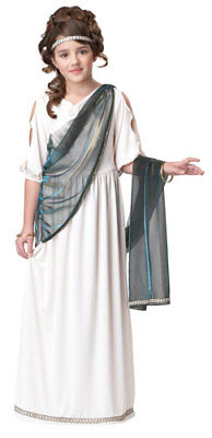 Girls Roman Princess Kids Halloween Costume