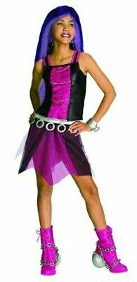 Spectra Vondergeist Halloween Costume (Monster High Girls Spectra Vondergeist Halloween Costume Large 12-14 Age)
