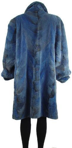 Plus Size Real Fur Coat Ebay