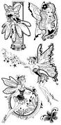 Clear Rubber Stamps