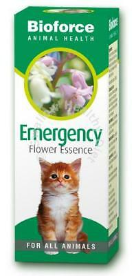 Animal Emergency Essence 30ml Pet Flower Remedy Dog Cat Mammal stress natural
