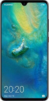 Huawei Mate 20 6.5/16,51cm 4GB 128GB Negro Nuevo 2 Años Garantía