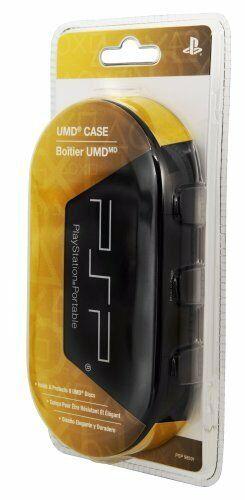 Sony PSP UMD Case - Holds 8 Games - OEM Original NEW!