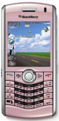 Blackberry Pearl 8130 SmartPhone (Alltel) Pink 8130 Smartphone