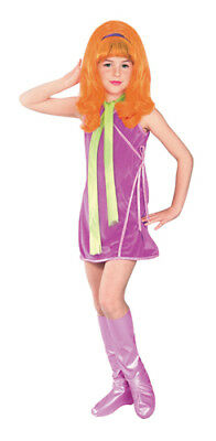 Daphne From Scooby Doo Childrens Halloween Costume - Child Daphne Halloween Costume