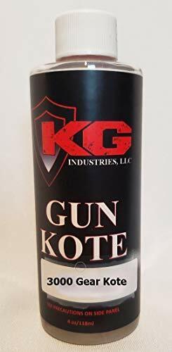 KG Gear Kote - KG Industries - 3000 GearKote - 4 oz