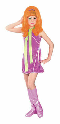 Daphne From Scooby Doo Childrens Halloween Costume Large - Child Daphne Costume