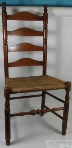 Ethan Allen Ladderback Chairs Ebay