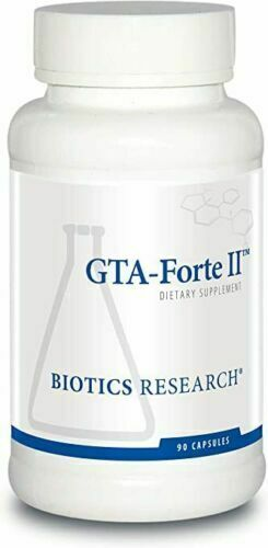 90 cap Biotics Research GTA-Forte II™ – Endocrine Glands Support ~ FAST SHIPPING