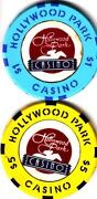 Hollywood Park Casino Chips