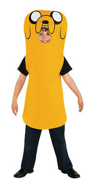 Boys Adventure Time Jake Halloween Costume - Adventure Time Jake Halloween Costumes