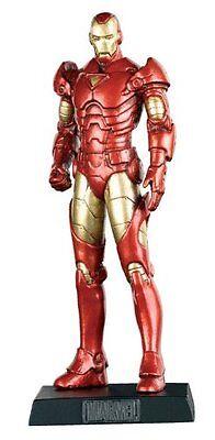 Eaglemoss Classic MARVEL Figurine Collection Magazine #12 IRON MAN Lead Figure  - Lead Figurine Magazine