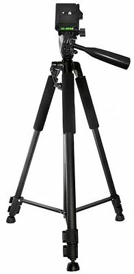 "60"" Pro Series Full Size Lightweight Camera/Video Tripod for Canon Fuji Nikon"