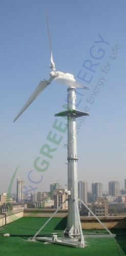 3 units Generator Heads ONLY - 2000 W Grid-Tie Wind Turbine Low Wind Speed