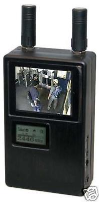 HIDDEN SPY CAMERA VIEWER - BUG DETECTOR for sale  Shipping to India