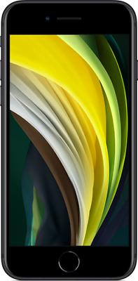 Apple iPhone SE (2020) 64GB 4.7/11,94cm Negro Nuevo 2 Años Garantía