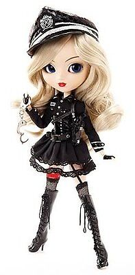 Pullip Melissa Police Groove Fashion Doll in USA on Rummage