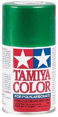 Tamiya Spray Metallic Green RC Car Paint for Lexan Bodies  P