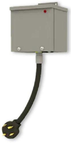 KVAR EMS Residential Surge Protector Energy Saver Green Box ( 3 Prong Unit )