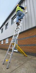 LADDER ANCHOR LADDER SAFETY STABILISER + FREE LADDER HAND WORTH £10.00!