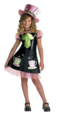 Mad Hatter Childrens Halloween Costume