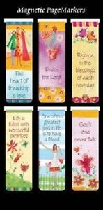 Heart-Of-Friends-Set-Of-6-Magnetic-Bookmark-Pagemarker-366000