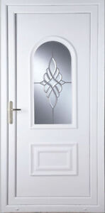 UPVC FRONT DOOR SUPPLIED AND FITTED UPTO 25 MILES. A RATED BEST ON MARKET £599