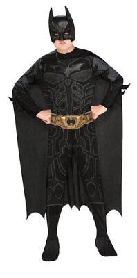 Child Muscle Batman Halloween - Batman Halloween Costume Child