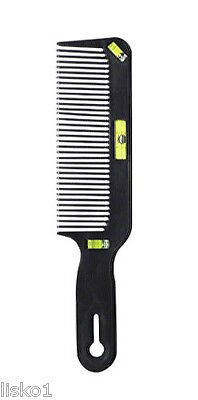"Flat Top Hair clipper comb w/levels  8.75""  Scalpmaster #SC9"