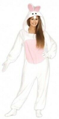 Adults Mens Ladies White Rabbit Easter Bunny Animal - White Rabbit Outfit