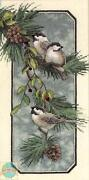 Chickadee Cross Stitch