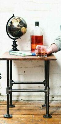 Leg Table Base (DIY Industrial Pipe Decor Table Leg Set Rustic End Table Side Table Base Kit)