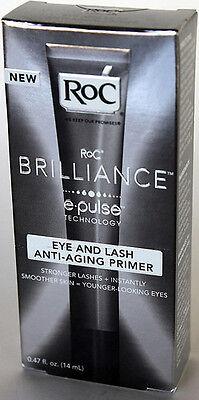 Roc-brilliance-anti-aging Eye & Lash Primer .47 Oz