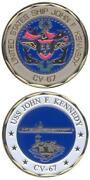 USS John F Kennedy