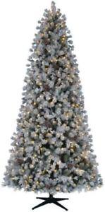Home Accents Holiday 9 Ft. Pre-Lit L.E.D Lexington Pine Tree