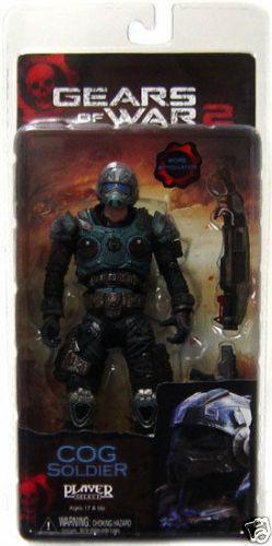 Gears of War 2 Lancer