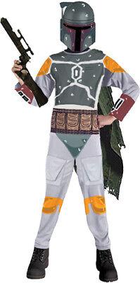 Boba Fett Halloween Costumes (Boba Fett Star Wars Child Halloween)