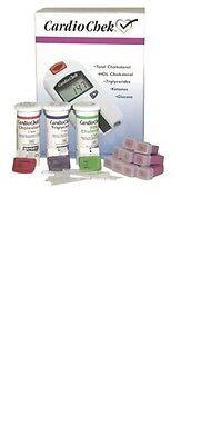 POL0A CardioChek ST analyzer & Starter Kit (3-Total, 3-HDL & 3-Trig strips)