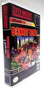Donkey Kong for Super Nintendo