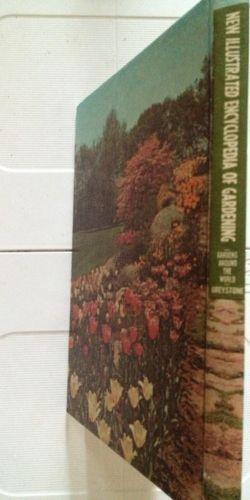 New Illustrated Encyclopedia Of Gardening Ebay