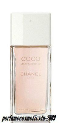 COCO MADEMOISELLE CHANEL PARIS WOMEN 3.4 OZ / 100 ML EAU DE TOILETTE SPRAY (Coco Mademoiselle Eau De Toilette Spray 100ml)