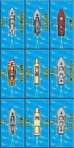 Avalon Hill Submarine: War Board Games