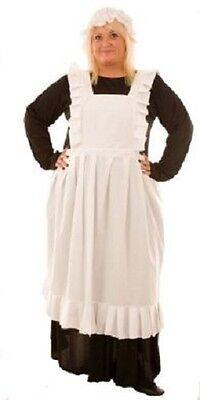 victorian-edwardian-maid Mrs Bridges Kostüm alle Damen (Edwardian Kostüme)