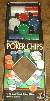 PROFESSIONAL POKER CHIP    ****NEW*****
