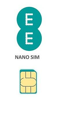 EE 3G/4G 6GB Micro/Standard/Nano Triple Sim Data Card with 90 Days Validity