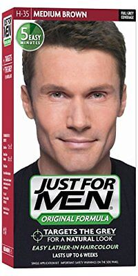 Just For Men - H35 - Hair Colour Original Formula - Medium Brown