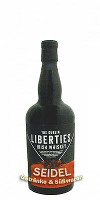 The Dublin Liberties Oak Devil Irish Whiskey 0,7ltr. Dublin Whiskey